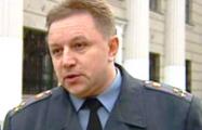 В Беларуси кадровые перестановки в МВД