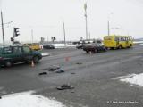Инструктор учебного автомобиля погиб в ДТП в Бресте