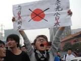 В Китае прошла антияпонская демонстрация