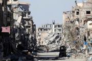 Дамаск обвинил коалицию США в оккупации Ракки