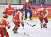 «Задержанный КГБ» хоккеист вышел на лед