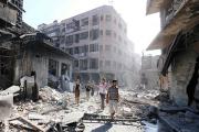 Совбез ООН одобрил гуманитарную резолюцию по Сирии