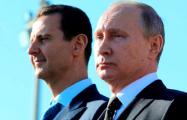 Альянс Асада и Путина распадается