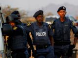 В Йоханнесбурге подорвали автобус с заключенными