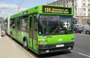 Общественный транспорт Минска будет ходить по «облегченному» графику
