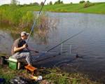 Инвентарь для хорошей рыбалки