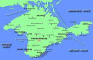 Украина собирается превратить Крым в остров