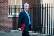 Британский министр обороны упрекнул Россию в самоуверенности и напористости