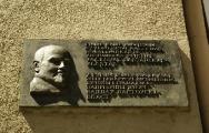 В Глубоком установили памятник премьеру БНР Вацлаву Ластовскому (Фото)