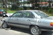 В Минске из-за отвлекшегося водителя пассажир получил серьезные травмы