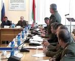 Совместная коллегия МЧС Беларуси и России будет расширена за счет участия Казахстана