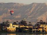 При падении аэростата в Египте пострадали 16 туристов