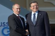 В Еврокомиссии не сочли нужным публиковать разговор Путина и Баррозу