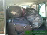 Из поезда на границе в Бресте выбросили 28 сумок с контрабандной одеждой и обувью