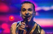 Depeche Mode дали концерт в «Минск-Арене»