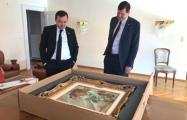 В Беларусь вернется картина уроженца Гомеля, ставшего знаменитым во Франции