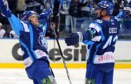 Минское «Динамо» одержало пятую подряд победу в КХЛ