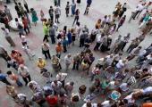 За три месяца население Беларуси увеличилось на 340 человек