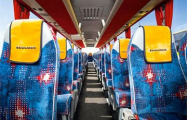 На трассе задержали автобус Ecolines из-за штрафов BelToll