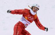 Белорусская фристайлистка Гуськова выиграла золото на этапе Кубка мира