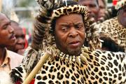 Король зулусов обзавелся шестой женой