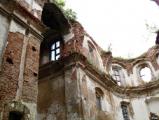 Под Оршей уничтожают монастырь XVIII века