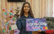 11-летняя минчанка победила на шоу «Голос.Дети» и выиграла $15,5 тысяч