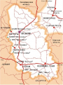 БЖД планирует в 2012 году отремонтировать почти 580 км пути