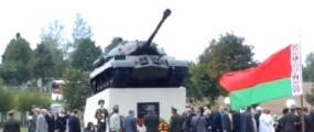 Памятник «Иосифу Сталину» установили в Волковыске