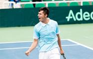 Белорус Ярослав Шило вышел в полуфинал турнира в Дохе