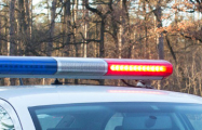 В Могилеве милицейский УАЗ не уступил дорогу «Опелю»