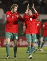 Сборная Беларуси по футболу проиграла Грузии в отборочном матче ЧМ-2014
