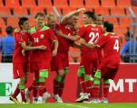 Футболисты сборной Беларуси проиграли команде Грузии на старте квалификации ЧМ-2014
