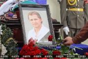 Памятник Руслану Салею открыт на Московском кладбище в Минске