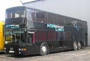 Двухэтажный экскурсионный автобус с аудиогидом на восьми языках появится в Минске
