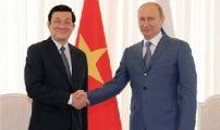 Переговоры о зоне свободной торговли между Таможенным союзом и Вьетнамом начнутся в 2013 году