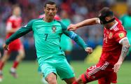 Россия проиграла Португалии на Кубке конфедераций