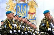 Порошенко хочет закрепить законом воинское приветствие «Слава Украине!»