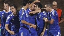 Футболисты России выиграли у команды Израиля в квалификации ЧМ-2014