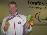 Пресс-конференция пятикратного чемпиона Паралимпиады в Лондоне пловца Игоря Бокия состоится 14 сентября в пресс-центре БЕЛТА