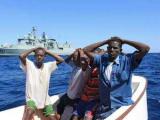 Сомалийские пираты захватили британское судно