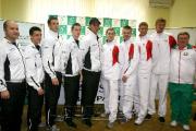 Лукаш Кубот и Дмитрий Жирмонт откроют матч Кубка Дэвиса между сборными Польши и Беларуси в Лодзи