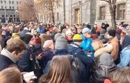В Москве и Петербурге – десятки задержанных демонстрантов