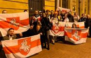 Белорусы Санкт-Петербурга ежедневно выходят на акции солидарности