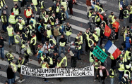 Во Франции забастовка продолжается 10-й день подряд