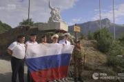 Памятник погибшему в Сирии офицеру Прохоренко открыли в Италии