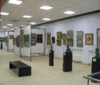 Музей современного изобразительного искусства к своему 15-летию открыл выставку подарков из 34 стран