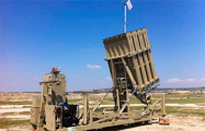 Украина планирует приобрести противоракетную систему вроде «Железного купола»