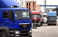 Путин продлил на полгода запрет на транзит грузов из Украины