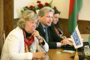Независимый наблюдатель из Литвы отмечает порядок на парламентских выборах в Беларуси